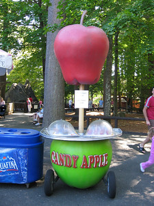 The Candy Apple cart.