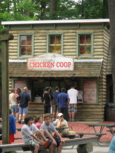 The Chicken Coop.