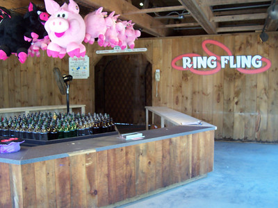 Ring Fling has moved into the old Lobster Trap building.