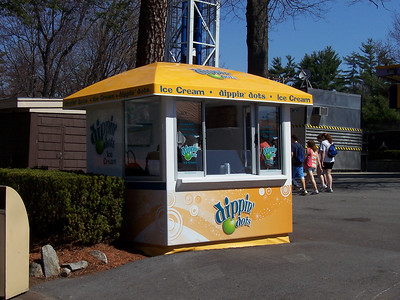 Dippin Dots are back at Canobie.