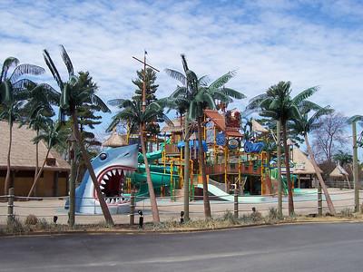 Castaway Island.
