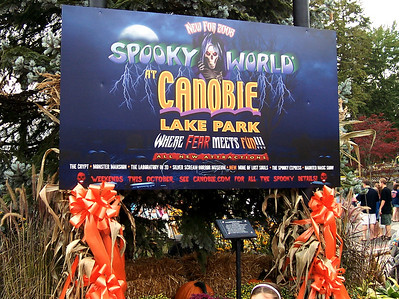 I visited Canobie Lake Park on Friday, August 29, 2008.