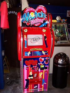New Match Maker arcade game.