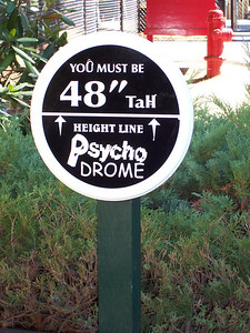 Another new Psychodrome sign.
