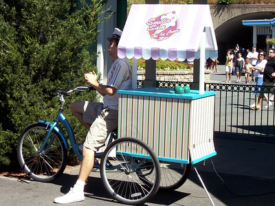 Smilin' Sam the Ice Cream Man.