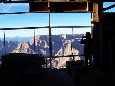 View from the Guano Point crane building.