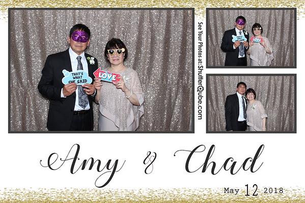 Amy & Chad 5/12/18 Rice Hotel Houston