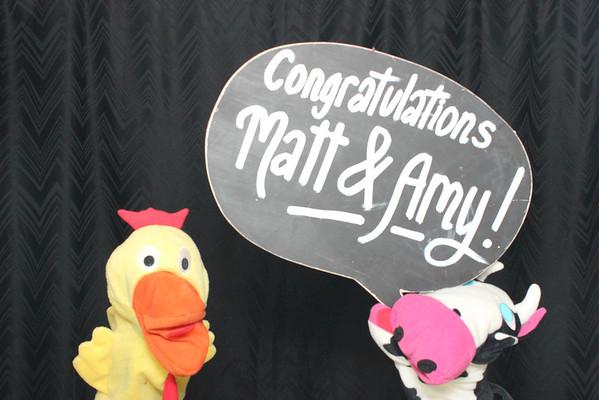 Amy & Matt's Engagement Party 1