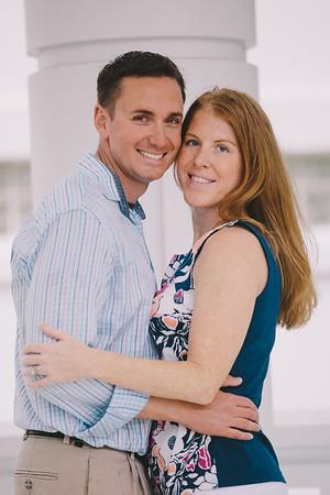 Amy and Chris