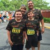 John Owen's Adventure - Charity 5k/10k Camo Run June 28, 2015
