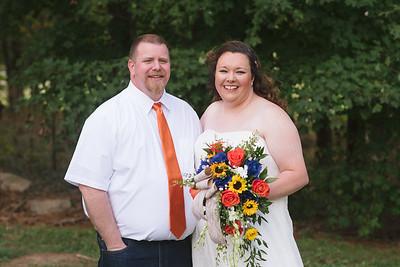 Amy and Glenn Wedding