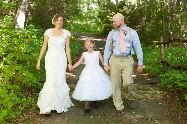 Amy and Tom Wedding