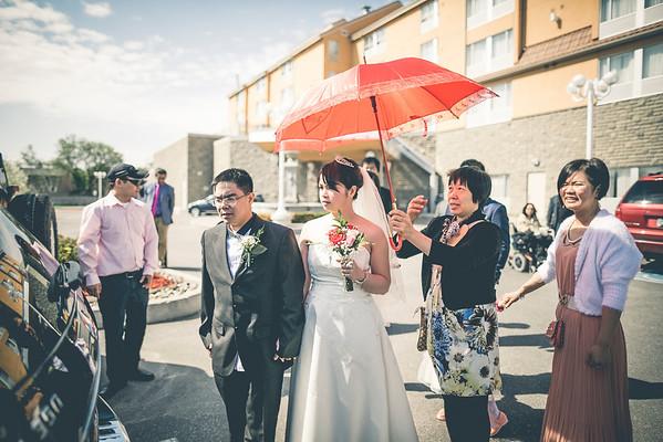 Amy+Min | Wedding