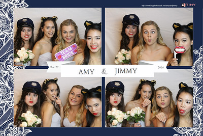 Amy and Jimmy Wedding