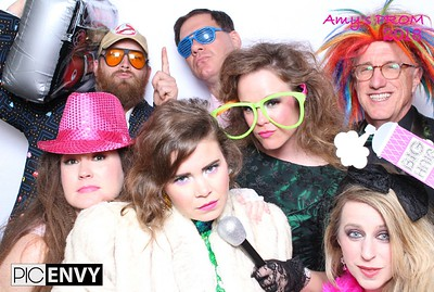 Amy's 80's Prom