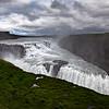 2018, Iceland, Gullfoss waterfall