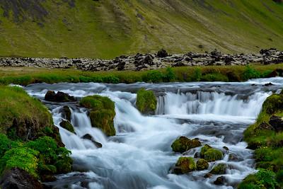 2018, Iceland, Hofskirkja, on the road to Vik