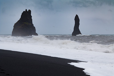 2018, Iceland, Reynisfjara Beach