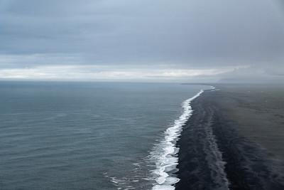2018, Iceland, beach from Dyrholaey