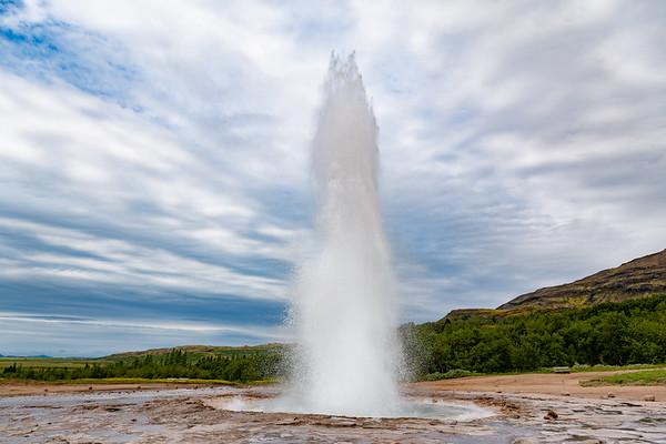 2018, Iceland, Geysir, Strokkur