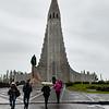 2018, Iceland, Reykjavik, Hallgrímskirkja church