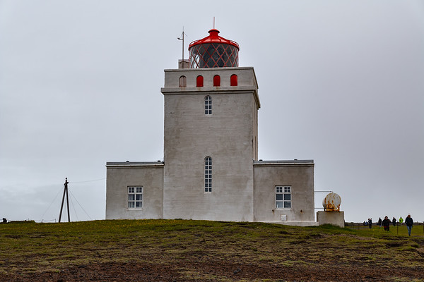 2018, Iceland, Lighthouse near Dyrholaey
