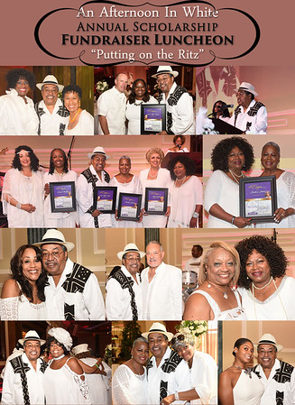 An Afternoon In White ~ Annual Scholarship Fundraiser Luncheon