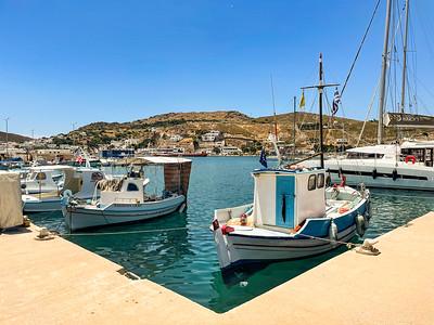 An American Abroad in Patmos, Greece.  MarciaKimpton.com