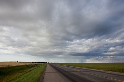 The Flat and Endless Prairie