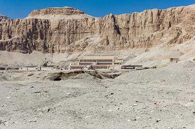 2011, Egypt, Mortuary Temple of Hatshepsut