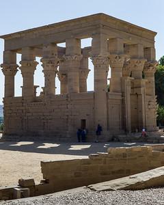 2011, Egypt, Island of Philae, Trajan's Kiosk