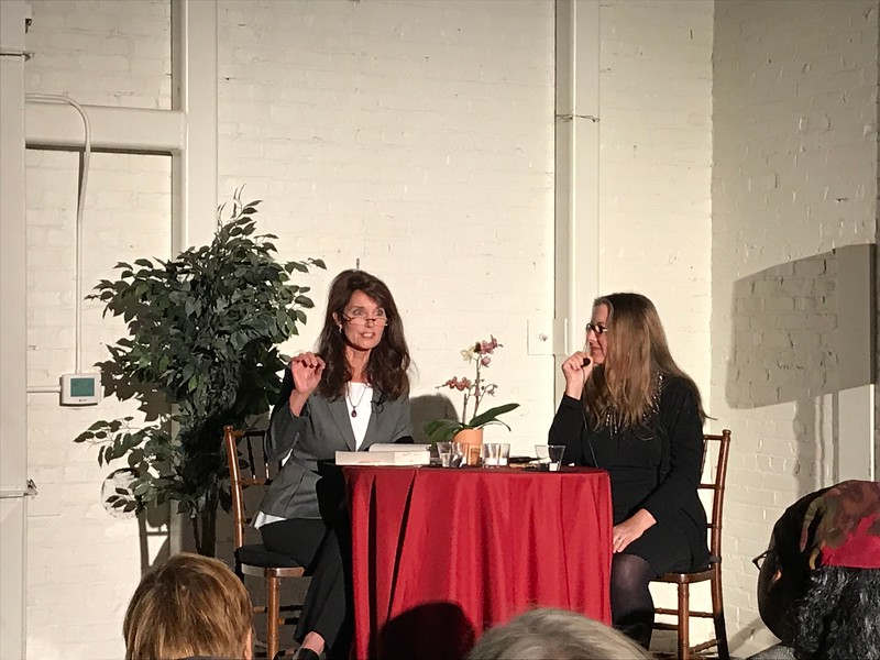 Beth Ruyak and Janet Fitch