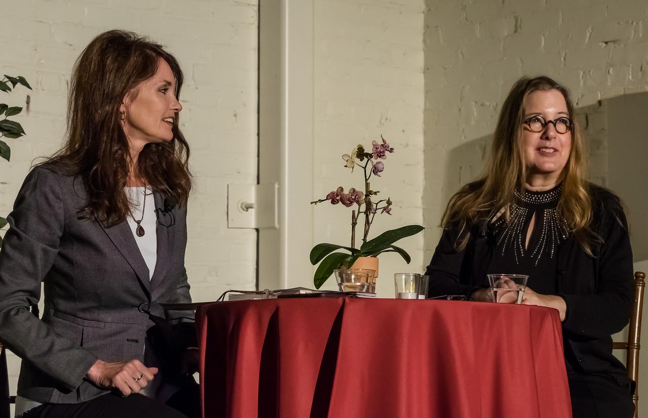 Beth Ruyak & Janet Fitch
