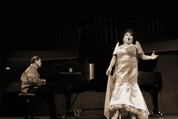 An Evening with Philippine Classical Artists