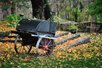 Old Smoker November 2, 2009