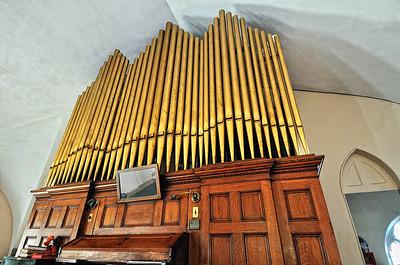 Pipe Organ December 18, 2009