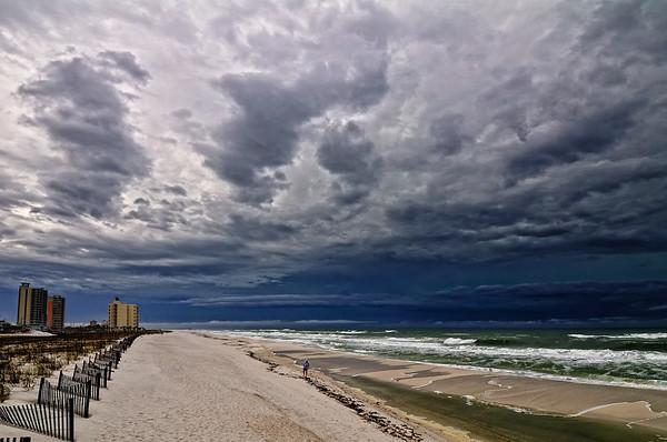 Storm at Sea May 15, 2009