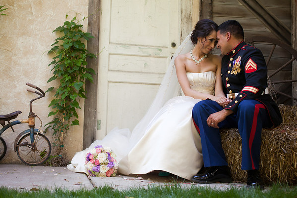An Officer and a Wedding