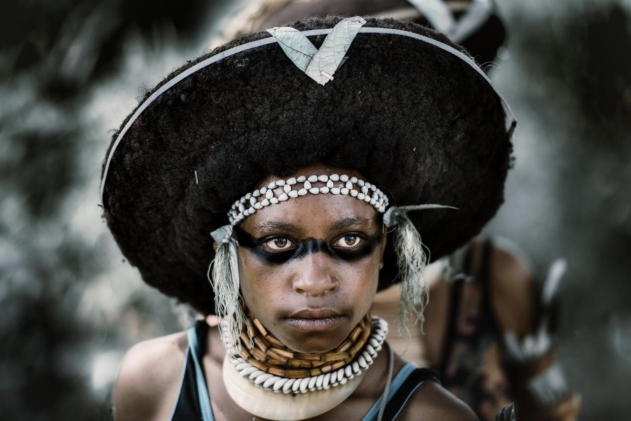 Wabag girl, Paiya