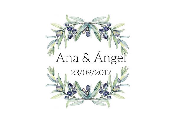 Ana & Ángel - 23 septiembre 2017