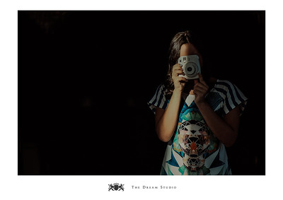 Ana Júlia - 15 anos - The Dream Studio - com logo