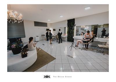Ana Julia - Aniversário - Logo - The Dream Studio