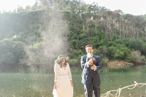 Ana and Pierre Elopement