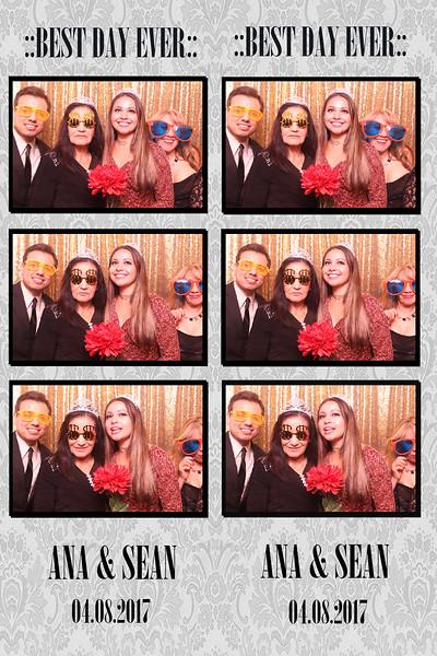 Ana & Sean's Wedding  |  04.08.2017