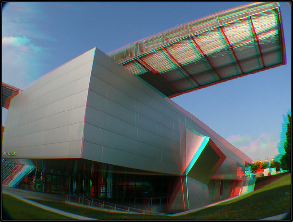 Akron Museum of Art (Anaglyphs)