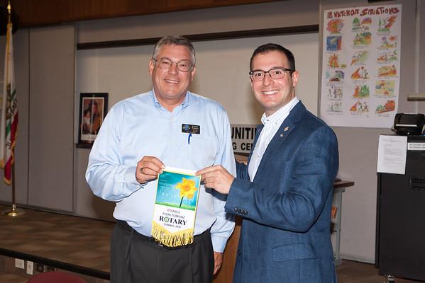 2015-07-20 Anaheim Rotary Meeting