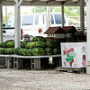 High Island Vegetable and Fruit Stand.