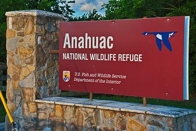 Anahuac National Wildlife Refuge