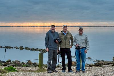 Wade Cortez, David Holland & Loyd Dalton