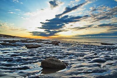 Bolivar Beach Sunrise